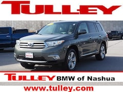 Used 2013 Toyota Highlander for sale in Manchester, NH