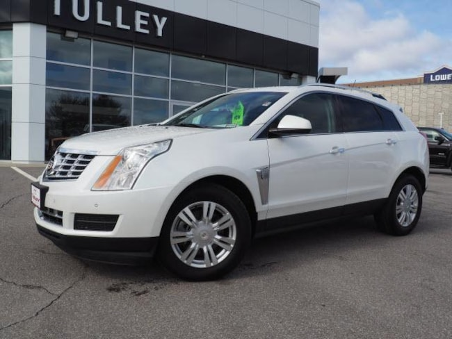 Used 2016 CADILLAC SRX Luxury Collection SUV for sale in Manchester, NH