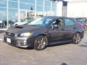 2017 Subaru WRX Limited CVT