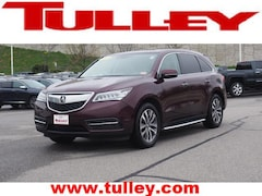 Used 2015 Acura MDX for sale in Manchester, NH