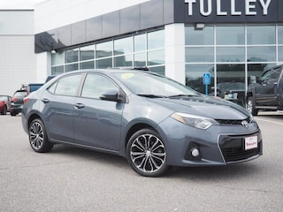 Used 2015 Toyota Corolla L Sedan for sale in Manchester, NH