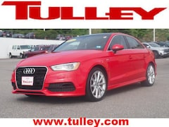 Used 2016 Audi A3 WAUJ8GFF5G1015662 for sale in Manchester, NH