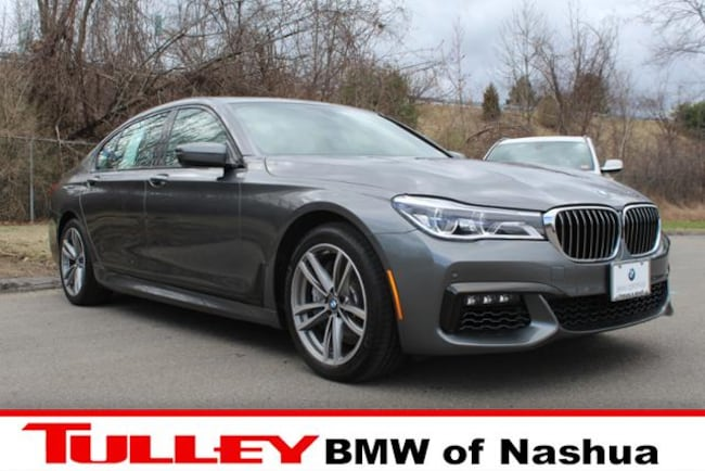 Certified Pre-Owned 2018 BMW 750i xDrive Sedan for sale in Manchester, NH