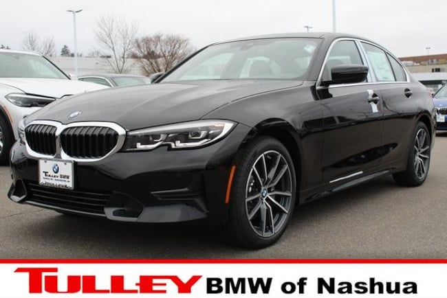 New 2019 BMW 330i xDrive Sedan near Nashua, NH