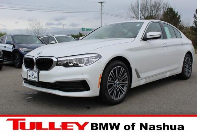 New 2019 BMW 530i xDrive Sedan near Nashua, NH