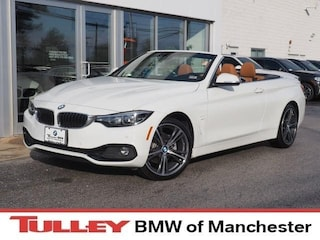 Certified Pre-Owned 2019 BMW 430i xDrive Convertible for sale in Manchester, NH