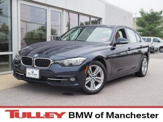 Certified Pre-Owned 2016 BMW 328i xDrive Sedan for sale in Manchester, NH