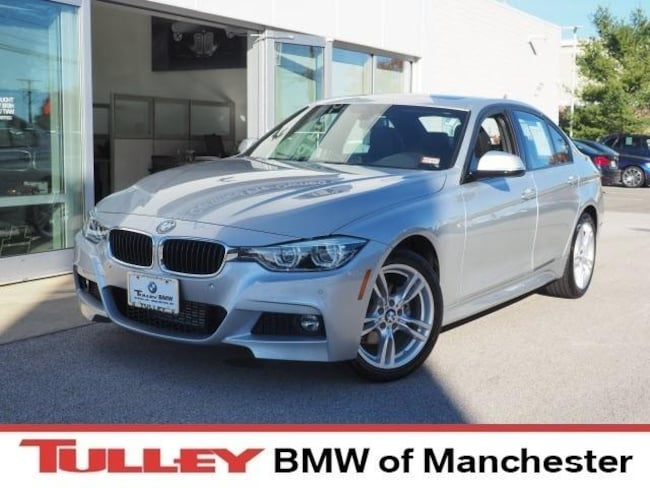 Used 2018 BMW 328d xDrive Sedan in Manchester, NH
