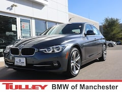 Used 2018 BMW 3 Series WBA8D9G5XJNU68526 for sale in Manchester, NH