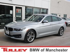 Certified Pre-Owned 2018 BMW 3 Series 330i xDrive Gran Turismo Car for sale in Nashua, near Manchester, NH