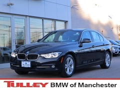 Used 2017 BMW 3 Series WBA8D9G34HNU62181 for sale in Manchester, NH