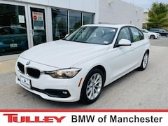 Used 2017 BMW 3 Series WBA8E5G32HNU44879 for sale in Manchester, NH