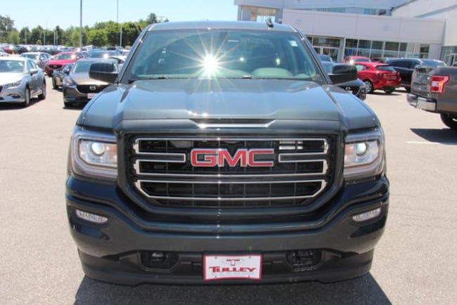 New 2018 GMC Sierra 1500 SLE Truck Double Cab near Nashua, NH