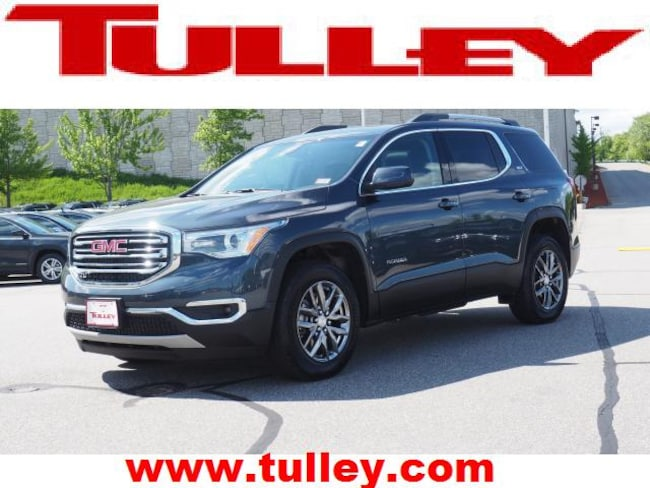 Used 2019 GMC Acadia SLT-1 SUV near Nashua, NH