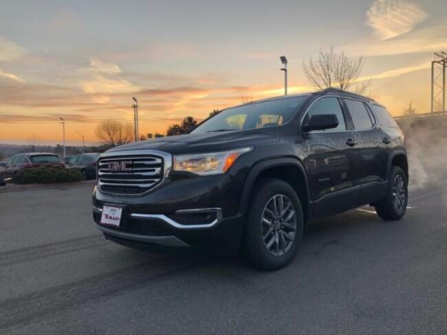 New 2018 GMC Acadia SLE-2 SUV near Nashua, NH