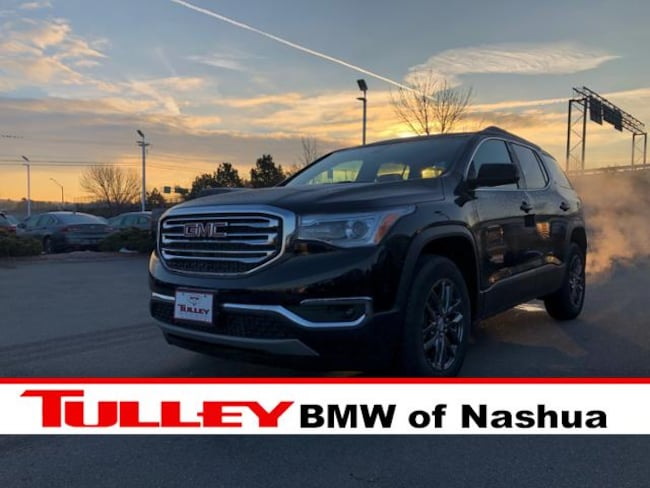New 2019 GMC Acadia SLT-1 SUV near Nashua, NH