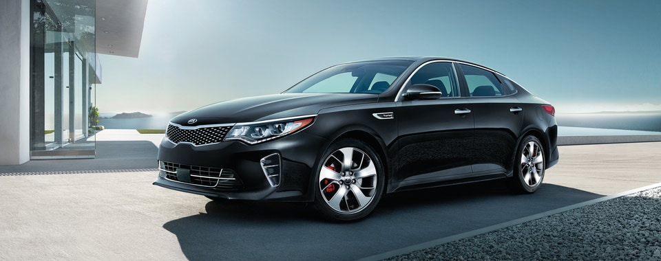What Trim Option Are Available With The 2018 Kia Optima