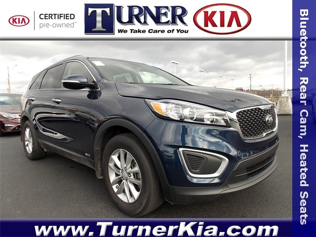 Featured Pre-Owned 2016 Kia Sorento LX SUV for sale near you in Harrisburg, PA