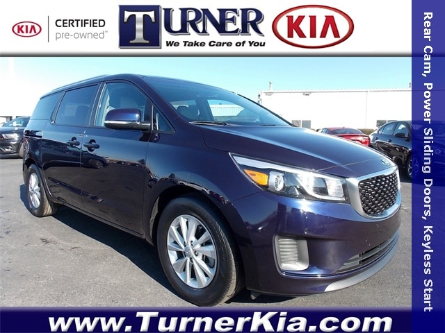 Featured Pre-Owned 2018 Kia Sedona LX Van Passenger Van for sale near you in Harrisburg, PA