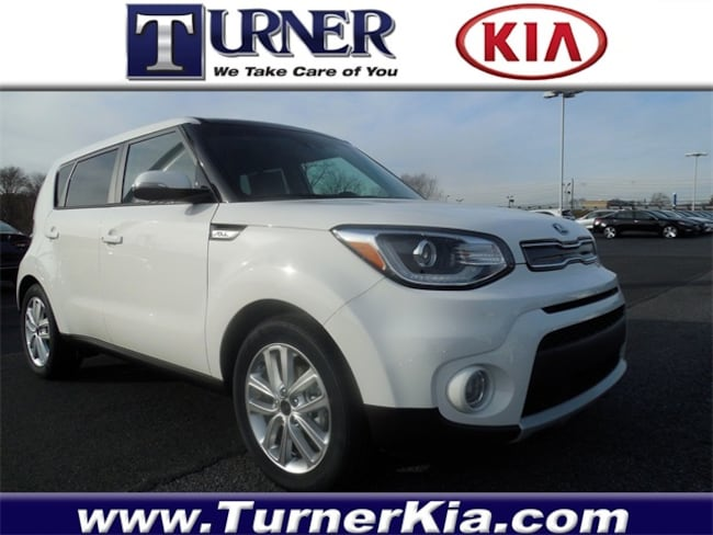 New 2019 Kia Soul + Hatchback For Sale/Lease Harrisburg, PA