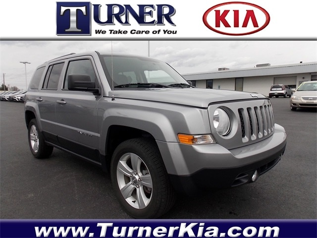 Featured Pre-Owned 2017 Jeep Patriot Latitude SUV for sale near you in Harrisburg, PA