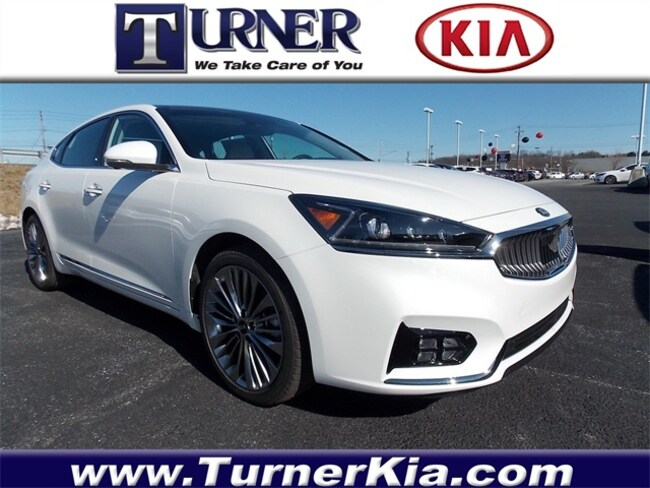 New 2019 Kia Cadenza Limited Sedan For Sale/Lease Harrisburg, PA
