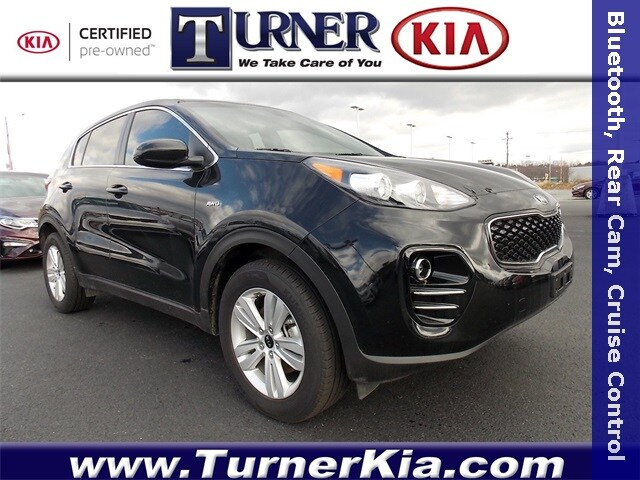 Featured Pre-Owned 2018 Kia Sportage LX SUV for sale near you in Harrisburg, PA