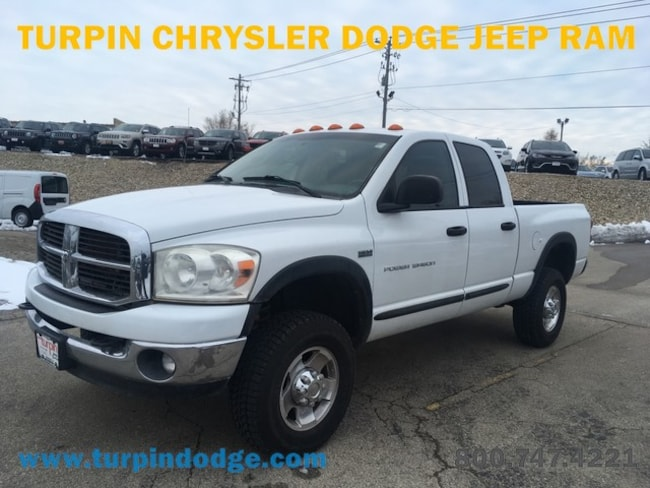 used 2009 Dodge Ram 2500 Power Wagon Pickup Truck in dubuque IA