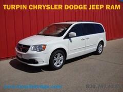 Used 2013 Dodge Grand Caravan Crew Minivan/Van for sale in Dubuque, IA.
