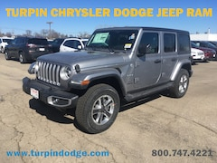 New 2018 Jeep Wrangler UNLIMITED SAHARA 4X4 Sport Utility for sale in Dubuque, IA
