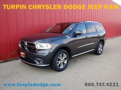 Used 2016 Dodge Durango Limited SUV for sale in Dubuque, IA.