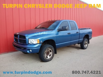 Dodge Ram Diesel For Sale >> Used 2005 Dodge Ram 2500 For Sale Turpin Dodge Chrysler Jeep In Dubuque Near Dyersville Platteville Wi