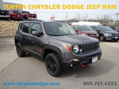 New 2018 Jeep Renegade TRAILHAWK 4X4 Sport Utility for sale in Dubuque, IA