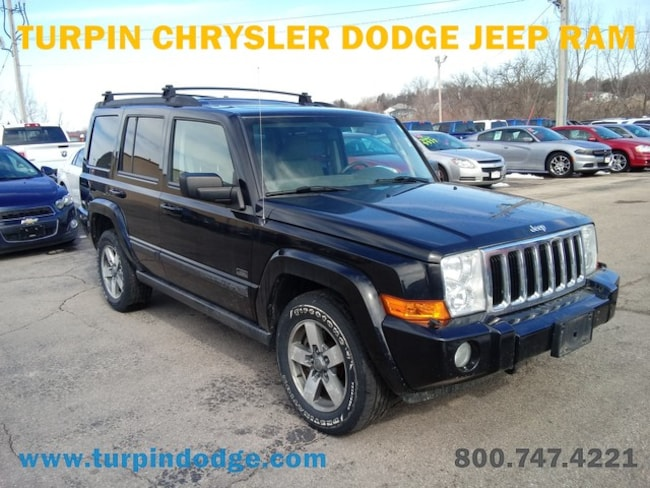 used 2007 Jeep Commander Sport SUV in dubuque IA