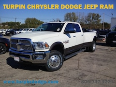New 2018 Ram 3500 LARAMIE CREW CAB 4X4 8' BOX Crew Cab for sale in Dubuque, IA