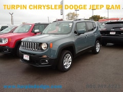 New 2018 Jeep Renegade LATITUDE 4X4 Sport Utility for sale in Dubuque, IA