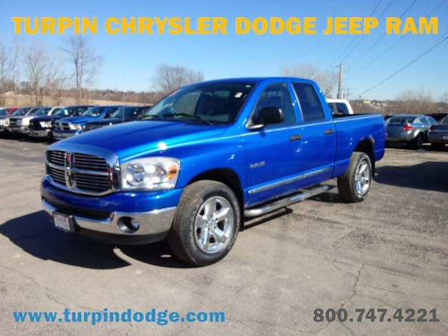 used 2008 Dodge Ram 1500 SLT Pickup Truck in dubuque IA