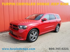 Used 2013 Dodge Durango R/T SUV for sale in Dubuque, IA.