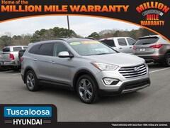 2016 Hyundai Santa Fe Limited Crossover SUV
