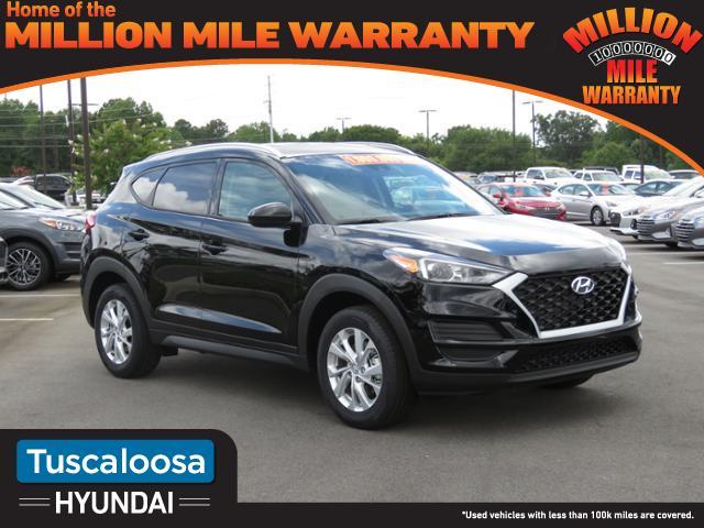 New 2019 Hyundai Tucson For Sale at Tuscaloosa Hyundai | VIN:  KM8J33A45KU021173