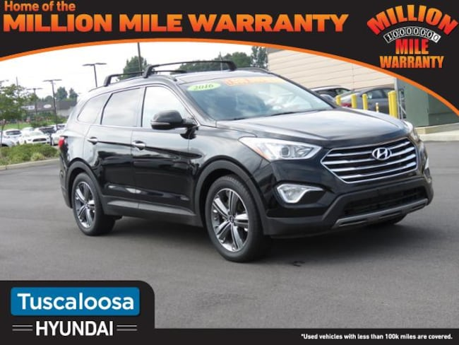 2015 Hyundai Santa Fe Limited Crossover SUV