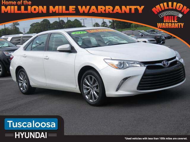 2015 Toyota Camry XLE Mid-Size Car