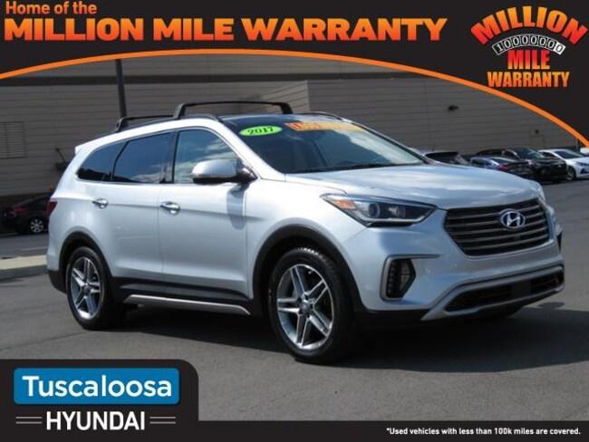 2017 Hyundai Santa Fe SE Ultimate Crossover SUV