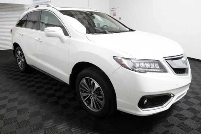 2016 Acura RDX RDX with Advance Package SUV