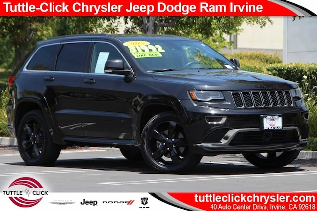 Tuttle Click Jeep >> Used 2015 Jeep Grand Cherokee For Sale At Tuttle Click Hyundai