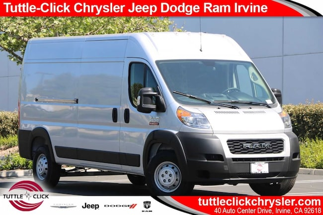 b898faf493 New 2019 Ram ProMaster 2500 CARGO VAN HIGH ROOF 159 WB ...