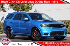 New 2018 Dodge Durango SRT AWD Sport Utility Irvine