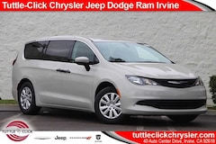 New 2019 Chrysler Pacifica L Passenger Van Irvine