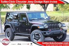 New 2018 Jeep Wrangler UNLIMITED RUBICON 4X4 Sport Utility Irvine