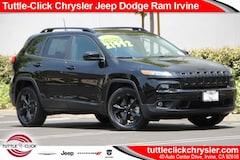 2017 Jeep Cherokee High Altitude SUV